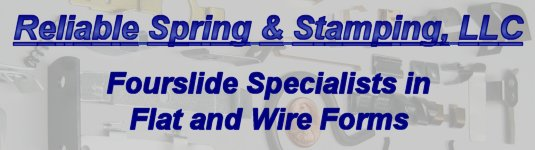 Reliable Spring & Stamping, LLC